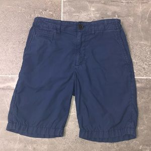 Boys Authentic Burberry Shorts, Size 8